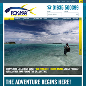 The futures bright, welcome to the hottest new fishing website!
