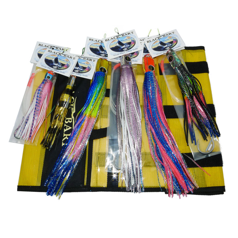 Black Bart Pelagic Pounder Lure Pack