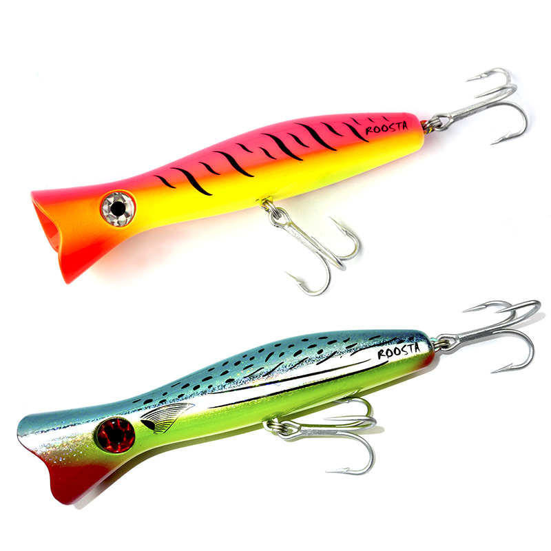 Halco Roosta Popper 160 Surface Lure