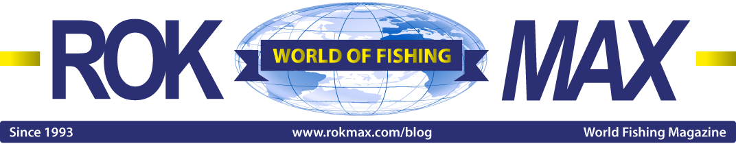 Rok Max World of Fishing Magazine and Blog