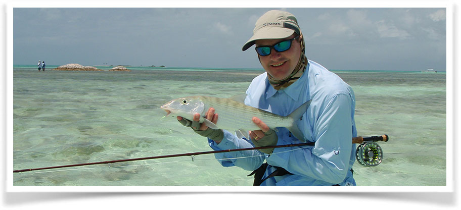 Saltwater Fly Rod for Small Fish