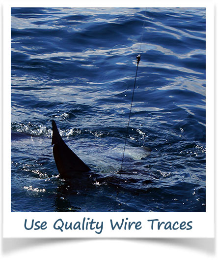 Use Quality Shark Traces