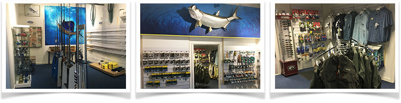 Rok Max Big Saltwater and Salmon Fly Fishing Fishing Showroom UK