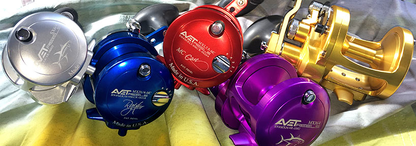 Avet Boat Fishing Reels - The Best You Can Get!
