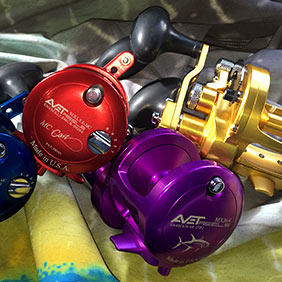 Which Avet Reels are Most Suited to UK Boat Fishing?