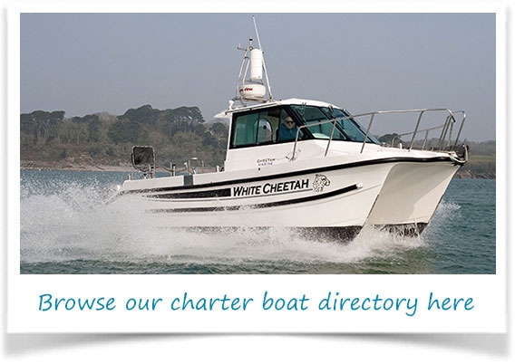 2017 Shark Charter Boat Directory