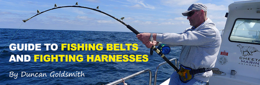 Guide to Shark Harnesses and Fishing Belts
