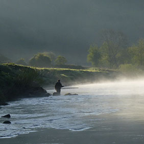 Allan's Guide to Autumn Salmon Fly Fishing