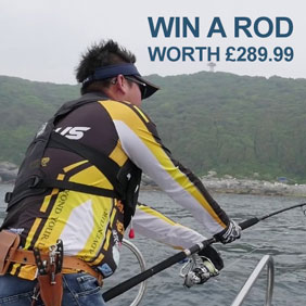 Win a Major Craft Nano-Power Jack Fishing Rod