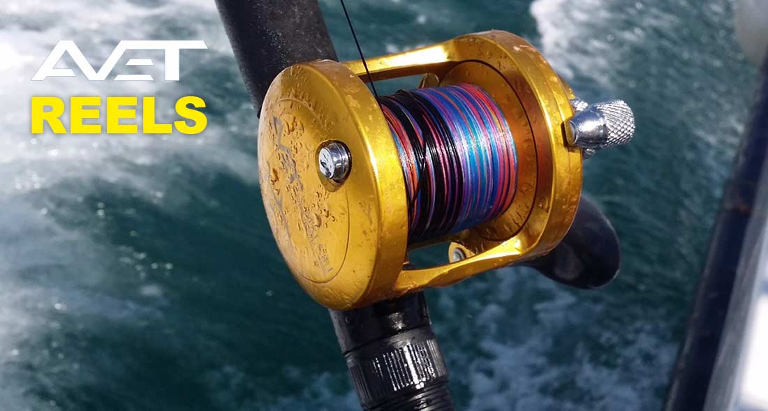 Rok Max Avet Reels - Official UK Dealers