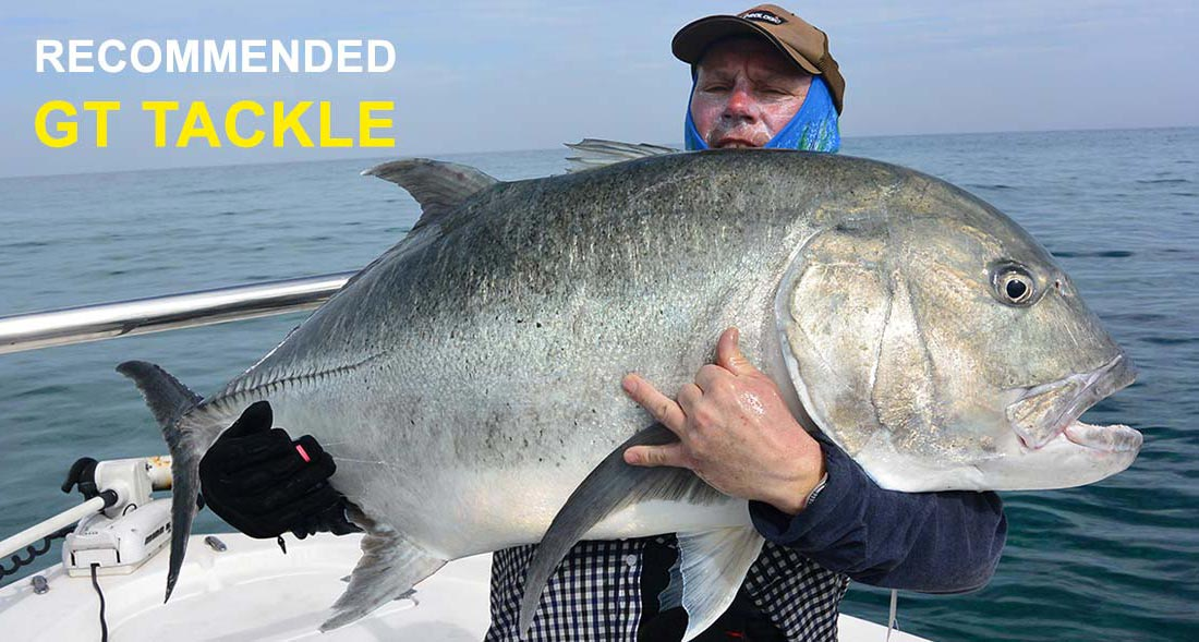 Rok Max Giant Trevally Tackle