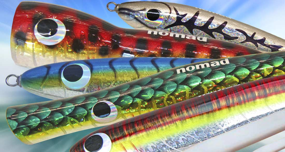 Rok Max Popping Lures & Stickbaits