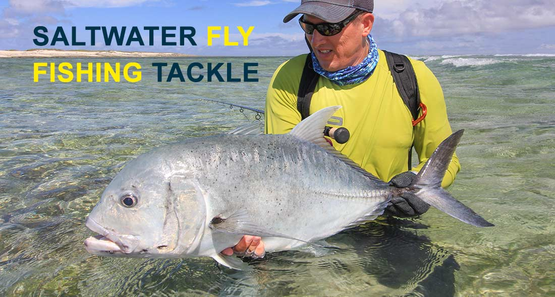 Rok Max Saltwater Fly Fishing Tackle