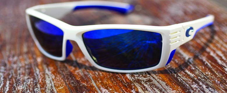 c8cbc5fcb2 Costa Del Mar offer the clearest high quality polarized sunglasses for both  on and off the water. We believe these are the best fishing sunglasses a  man can ...