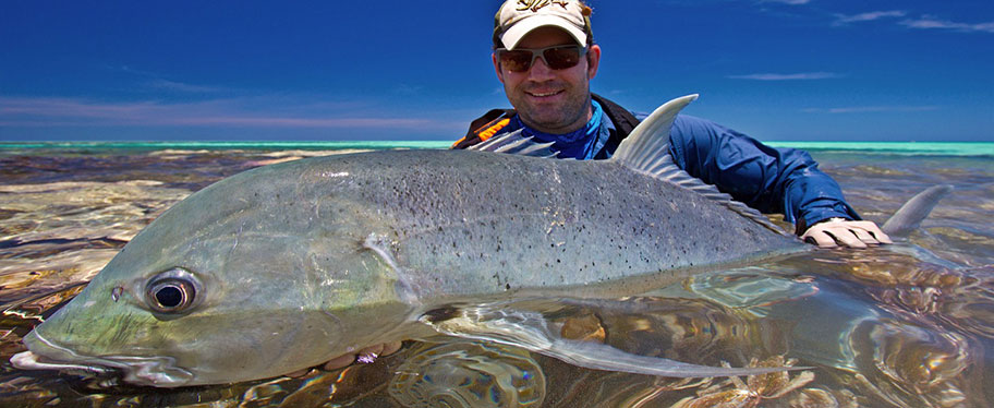 Giant Trevally Tackle