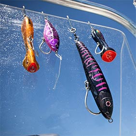 Poppers & Stickbaits