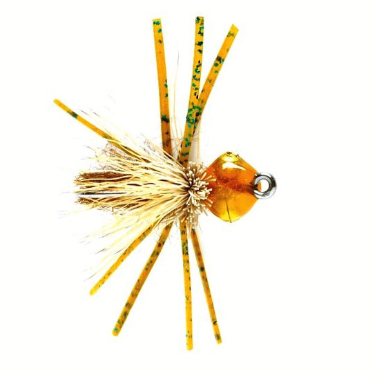 Fulling Mill Bonefish Bitters Amber Fly
