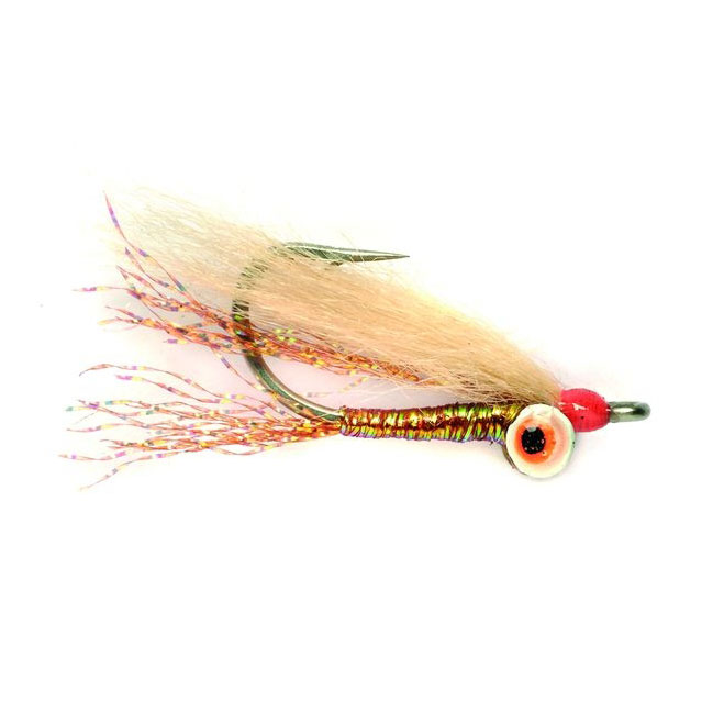Fulling Mill Christmas Island Special Orange Fly