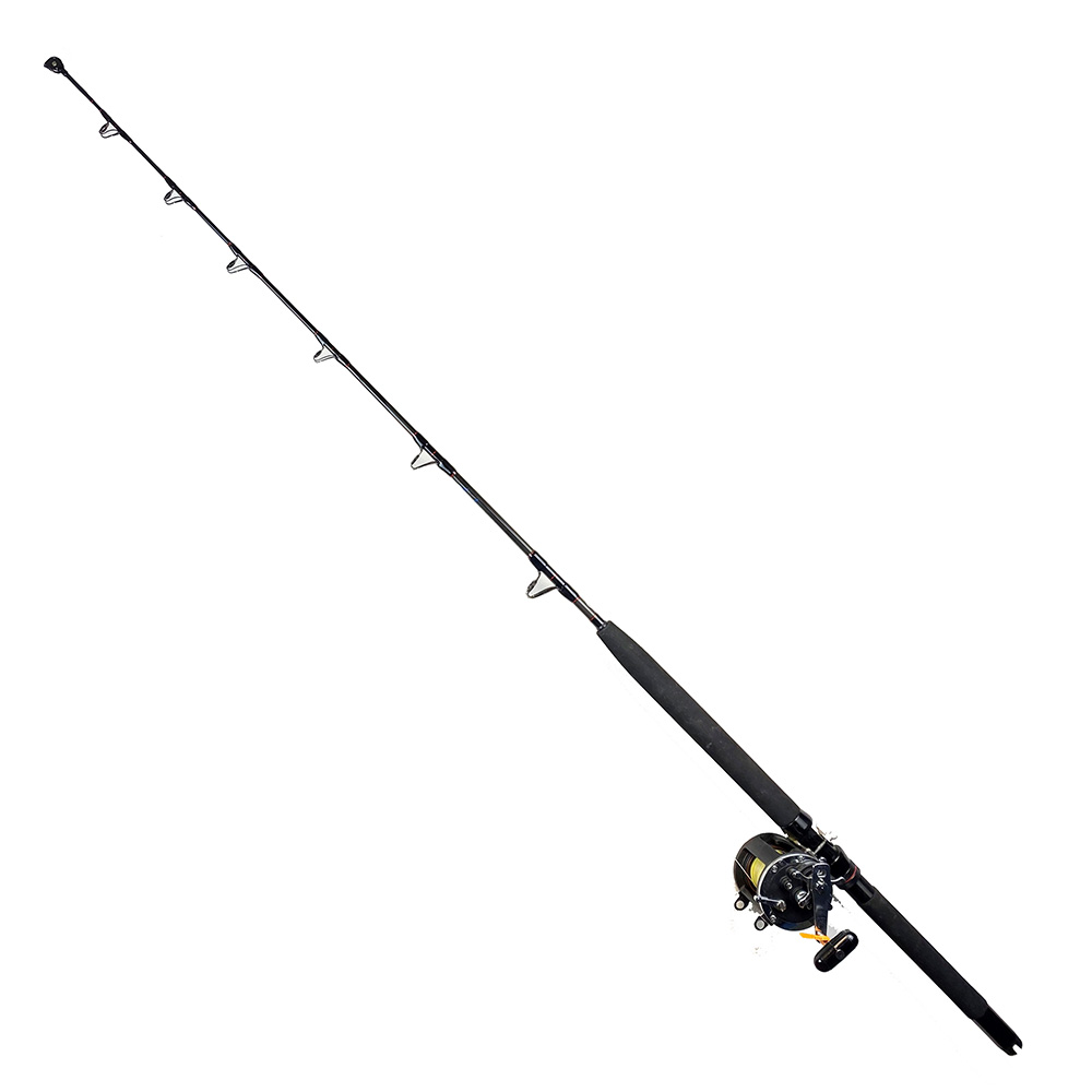 Second Hand Daiwa Reel / Shimano Stand Up Rod Outfit JB09/10
