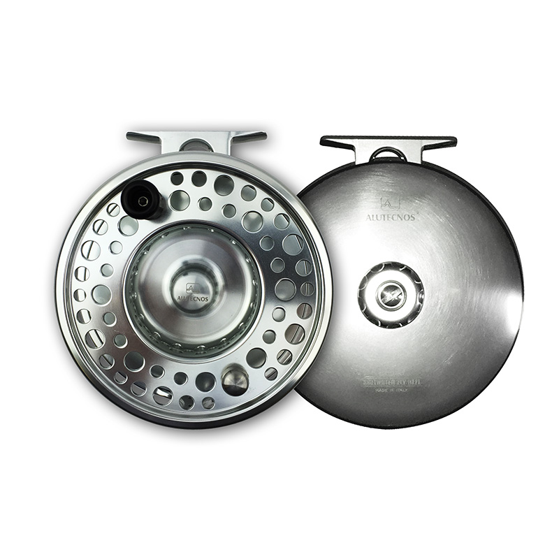 Alutecnos saltwater fly fishing reel rok max for Saltwater fly fishing reels