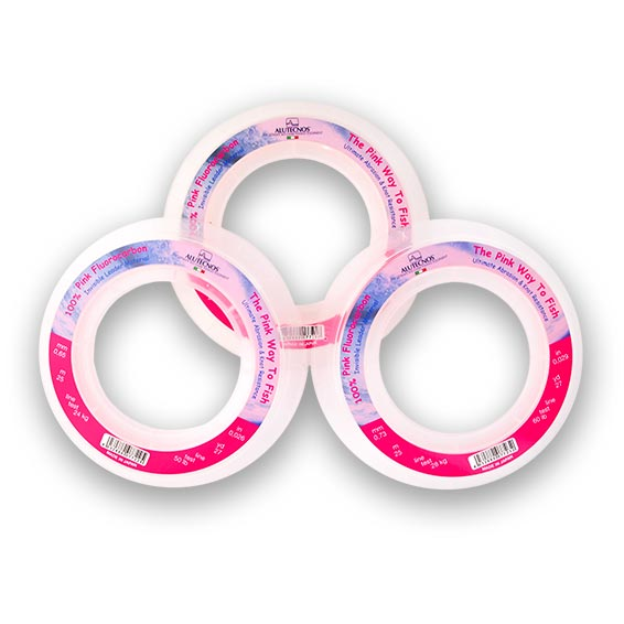 Alutecnos 100% Pink Fluorocarbon