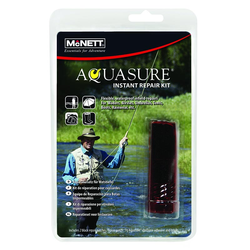 Aquasure Instant Wader Repair Kit