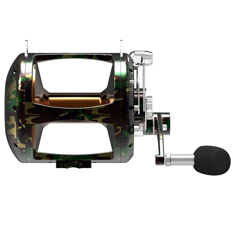 Avet EXW80-2 Two Speed Big Game Reel