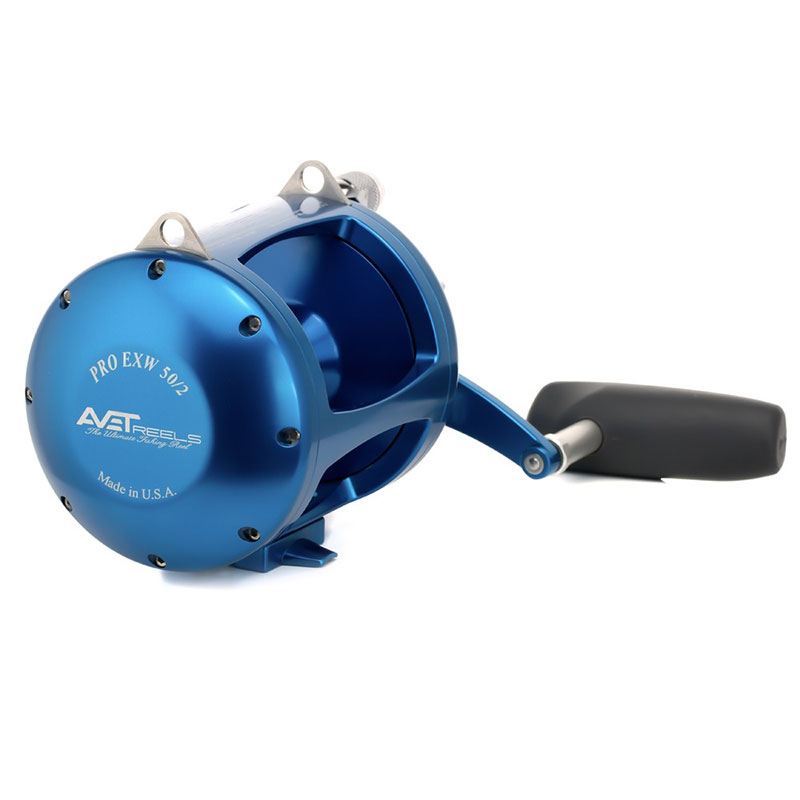 Avet Pro EXW50-2 Two Speed Big Game Reel