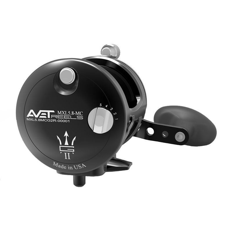 Avet G2 MXL 5.8 Magic Cast Fishing Reel