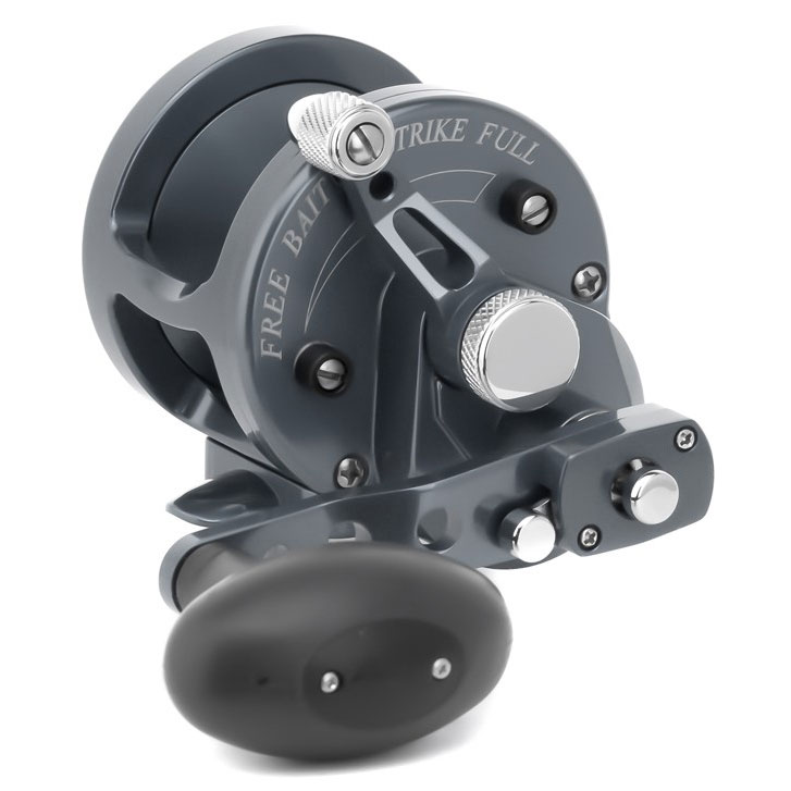 Avet G2 MXJ 6/4 Two Speed Fishing Reel - No Glide Plate