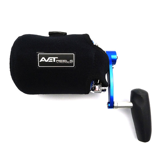 Avet big game fishing reel covers rok max for Fishing reel covers