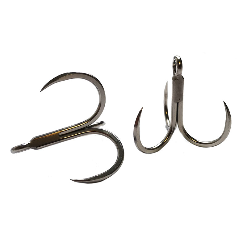 BKK GT-REX Barbless Treble Hooks