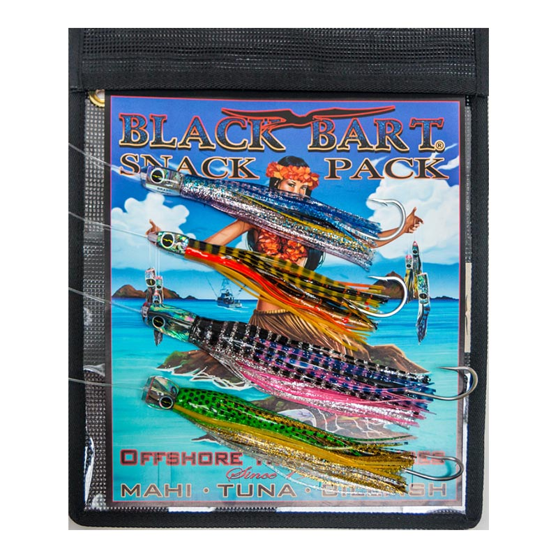 Black Bart Alpha Snack Pack