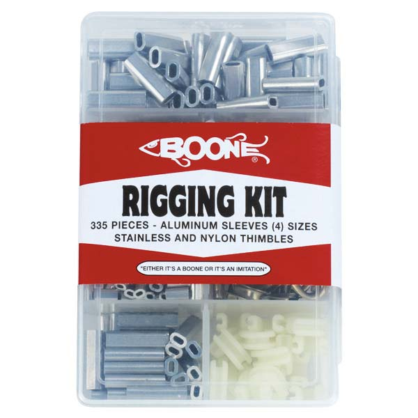 Boone Essential Rigging Kit