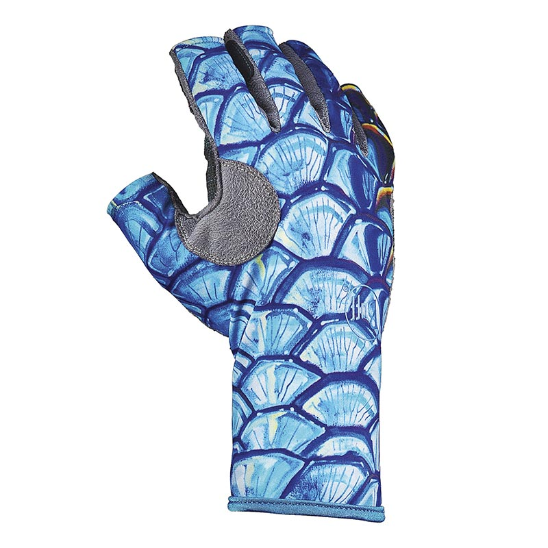 Buff Angler III Fishing Gloves