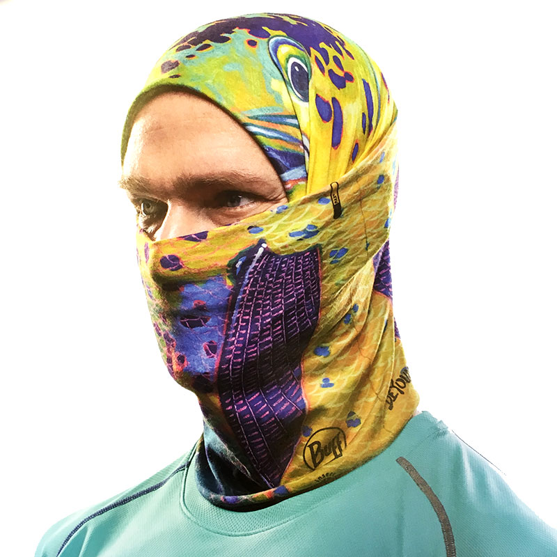 Buff Uv Insect Shield Protection Headwear