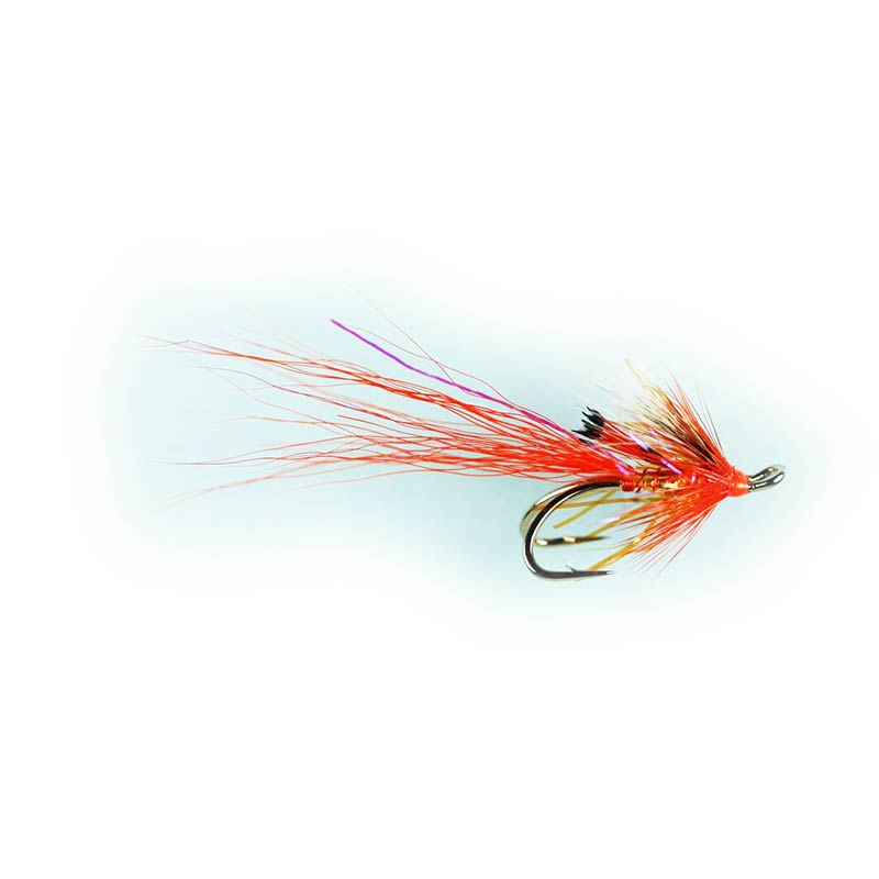 Caledonia Ally's Pearl Double Fly