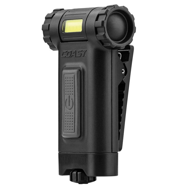 Coast HX4 LED Clip Torch - 80 Lumens