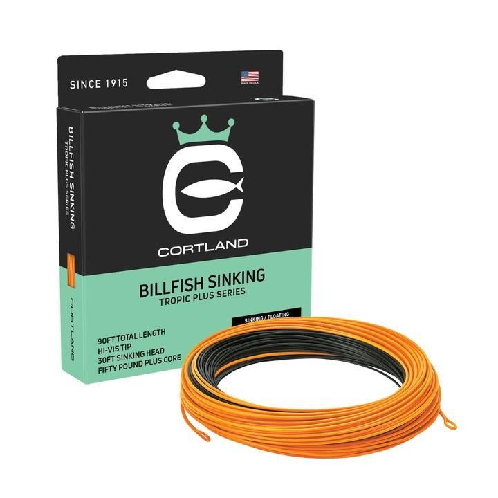 Cortland Tropic Plus Billfish Saltwater Fly Lines