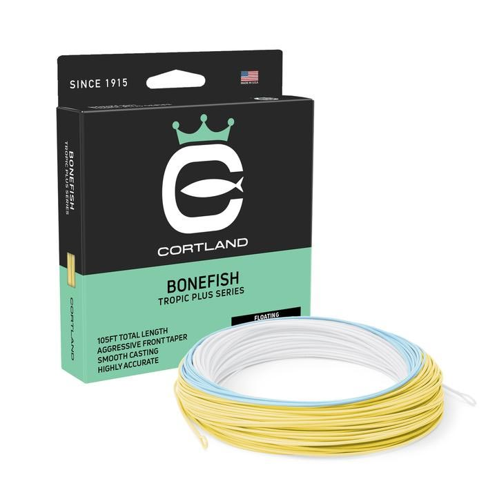 Cortland Tropic Plus Bonefish Saltwater Flyline
