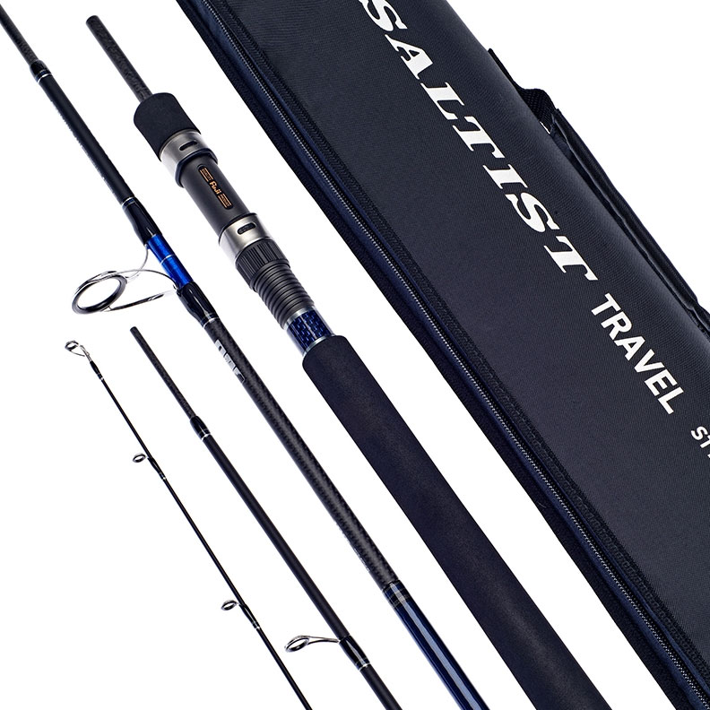 Daiwa Saltist Travel Spin Rod