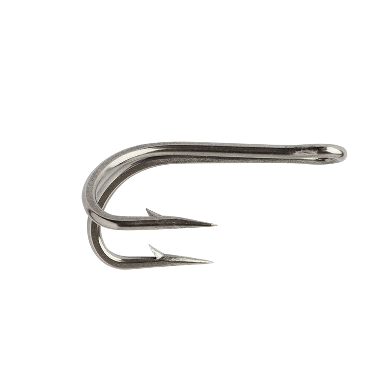 Mustad 7982HS-SS Double Stainless Steel Hooks