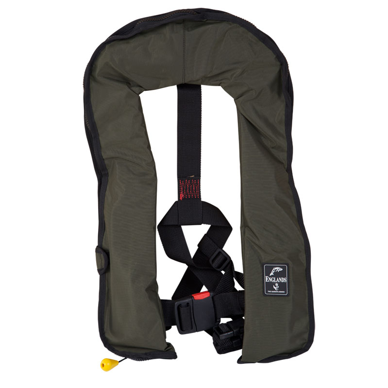 Englands Pro Braces Life Jacket