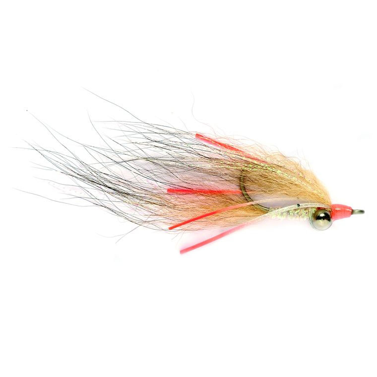 Fulling Mill Foxy Clouser Hot Legs Fly