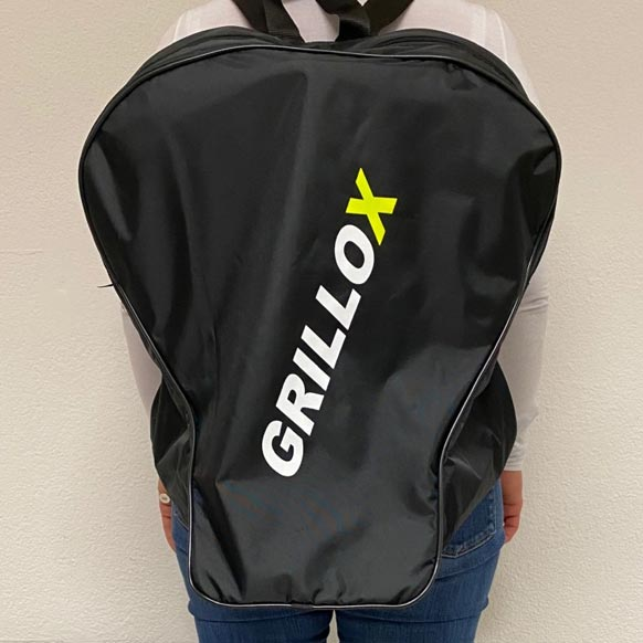 Grillox All-In-One Fighting Belt & Fishing Harness