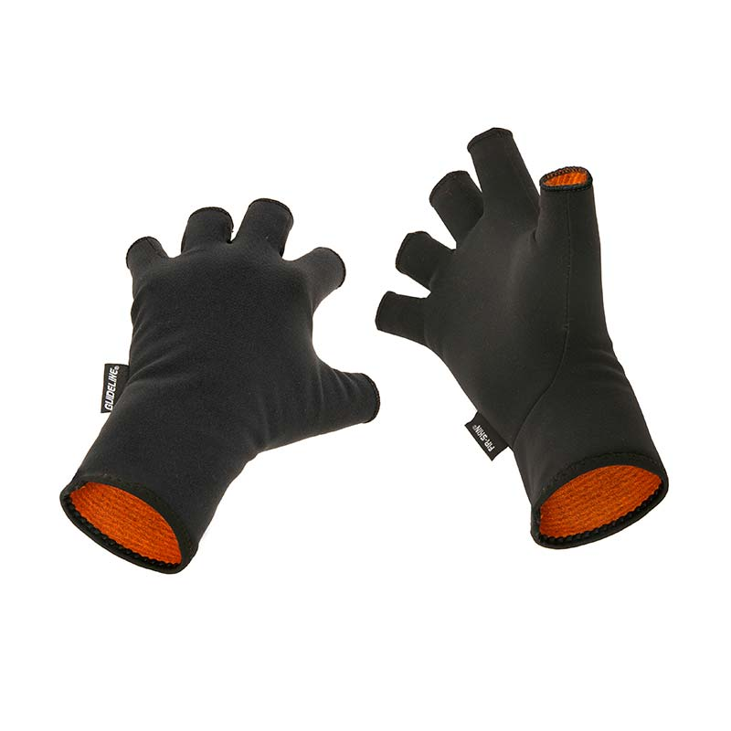 Guideline Fir Skin CGX Fingerless Fishing Gloves