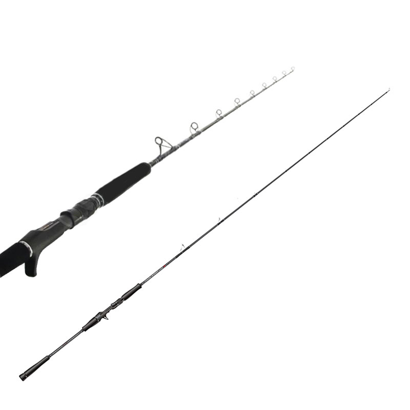 Second Hand Jig Star and Maxel Jigging Rods