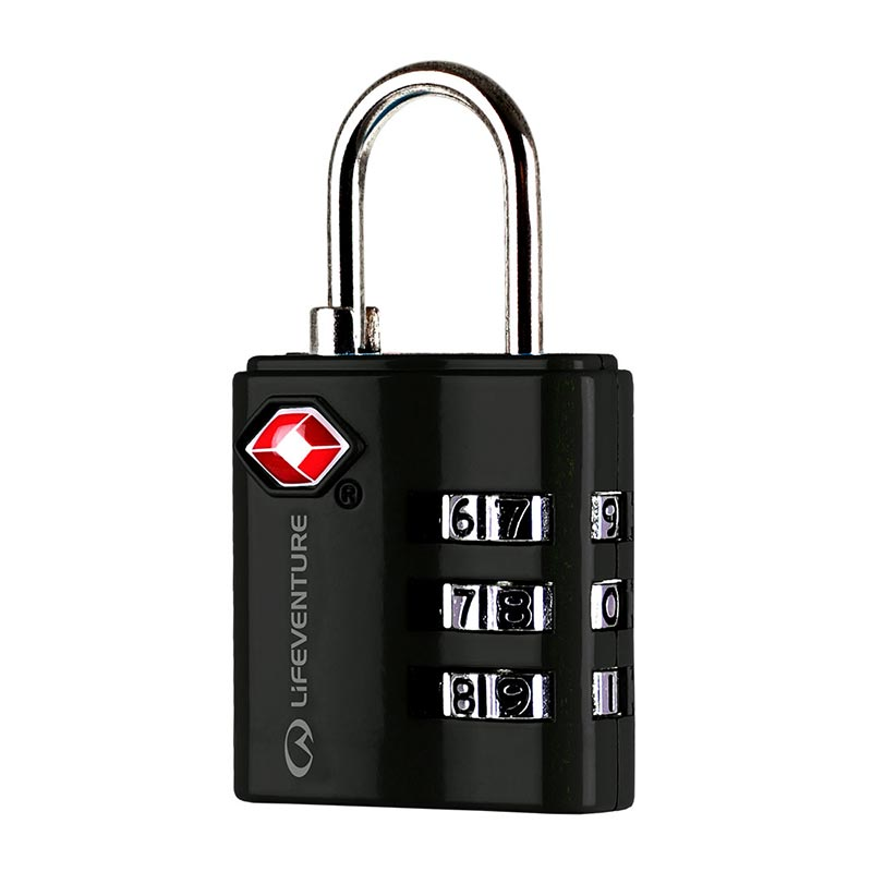 Lifeventure TSA Combination Travel Lock
