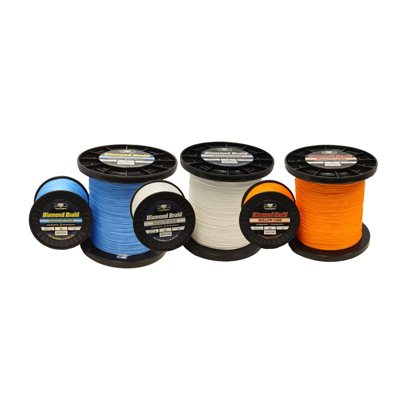 Momoi Diamond Gen 3 Hollow Core Braid Fishing Line