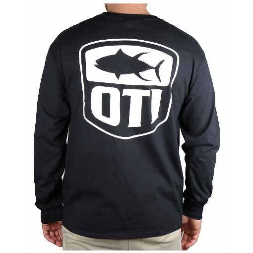 OTI Tuna Logo Long Sleeve T-Shirt